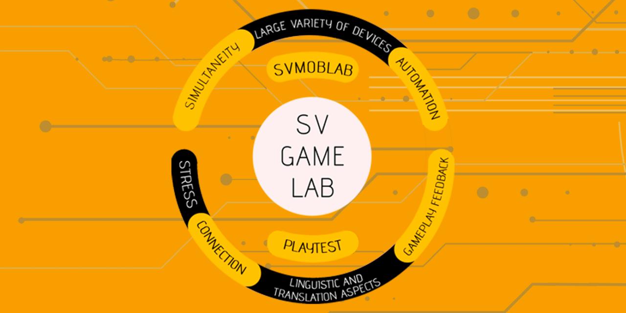 Playtesting on SVGAMELAB