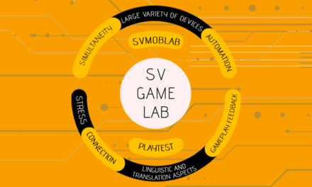 Playtesting on SVGAMELAB