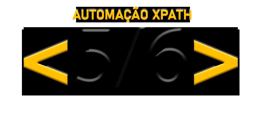 Automação com xPath: Utilizando Atributos – Parte 5/6